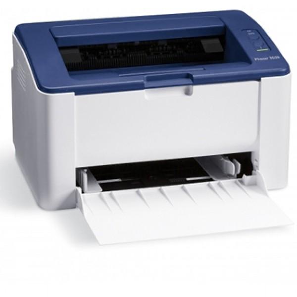 Лазерен монохромен принтер   Xerox Phaser 3020B