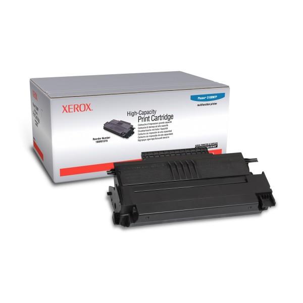 Зареждане на тонер касета  Xerox Phaser 3100MFP High cap.- 106R01379