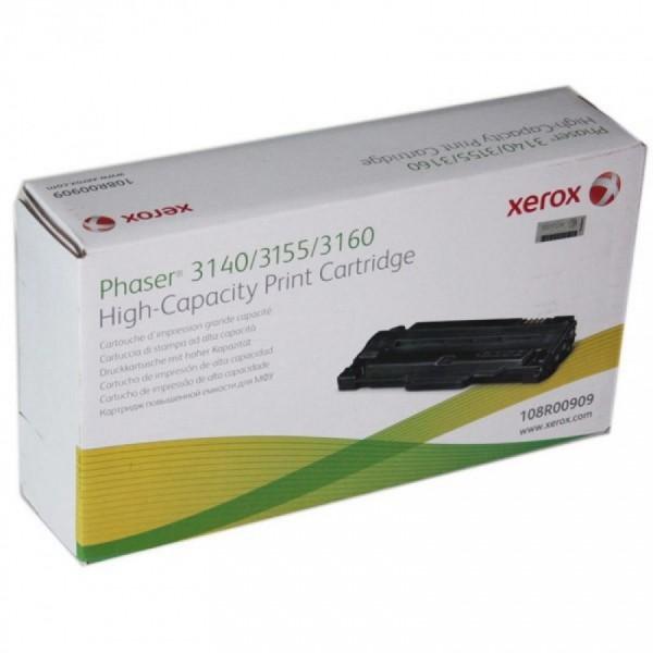 Зареждане на тонер касета   Xerox Phaser 3140/55/60 Hi-Cap - 108R00909