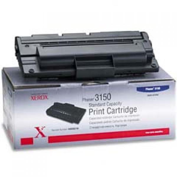 Зареждане на тонер касета  Xerox Phaser 3150 Hi-Cap- 109R00747