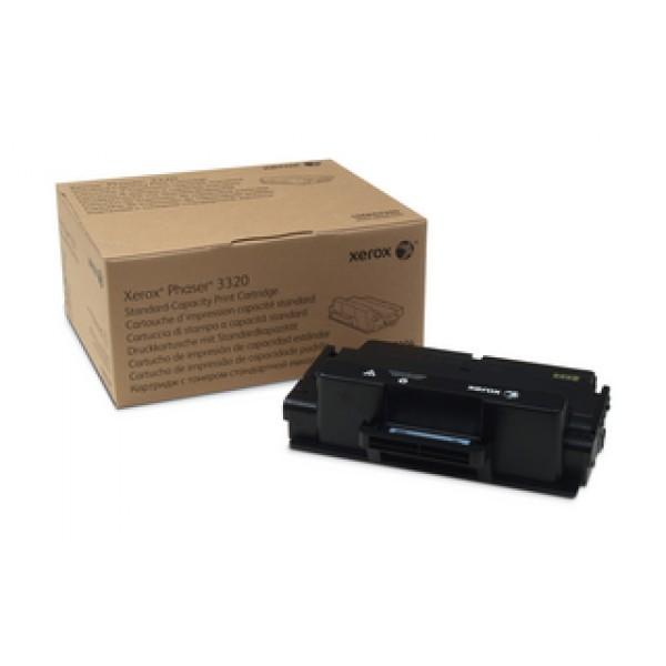 Зареждане на тонер касета  Xerox Phaser 3320 Standard Cap-106R02304