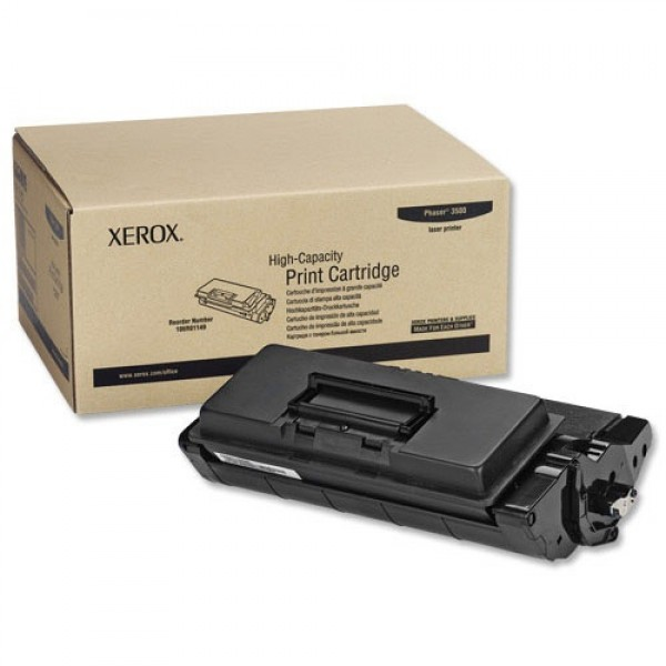 Зареждане на тонер касета  Xerox Phaser 3635 High Capacity - 108R00796