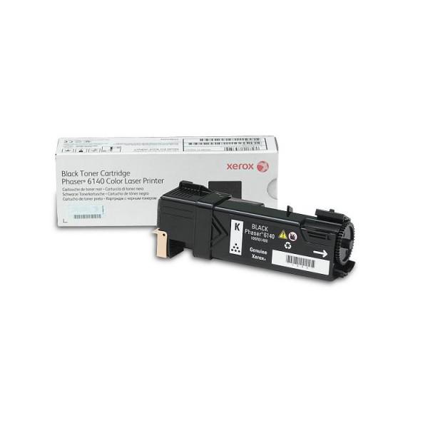 Зареждане на тонер касета  Xerox Phaser 6140 Black - 106R01484
