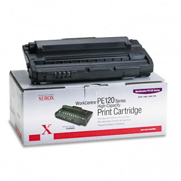 Зареждане на тонер касета  Xerox WC PE120/120i -  013R00606