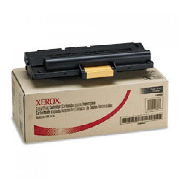 Зареждане на тонер касета  Xerox WC PE16