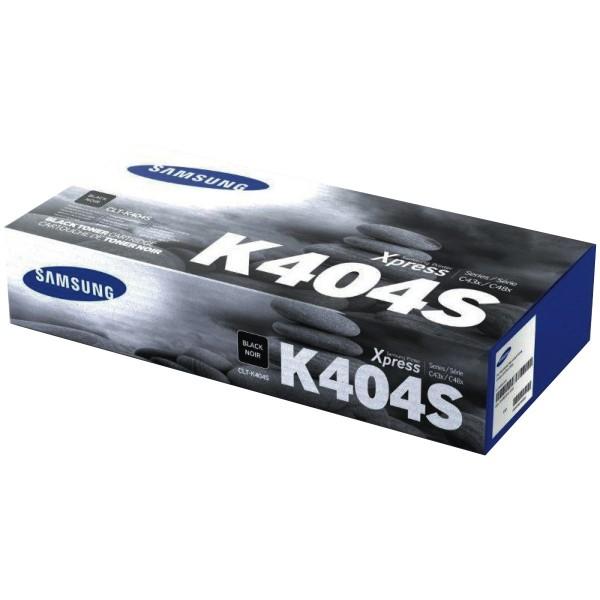 Зареждане на тонер касета Samsung CLT-K404S Black