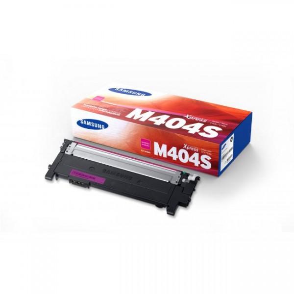 Зареждане на тонер касета Samsung CLT-M404S Magenta
