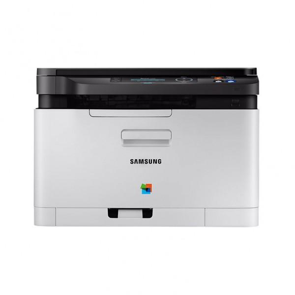 Цветно лазерно мултифункционално устройство Samsung SL-C480W